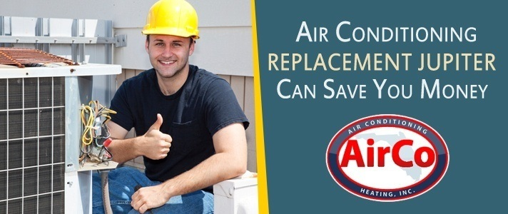 Air Conditioning Replacement Jupiter - 561-694-1566
