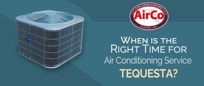 Air Conditioning Service Tequesta - 561-694-1566
