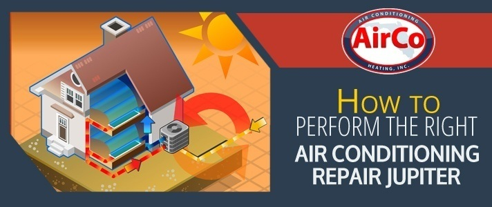 Air Conditioning Repair Jupiter - 561-694-1566