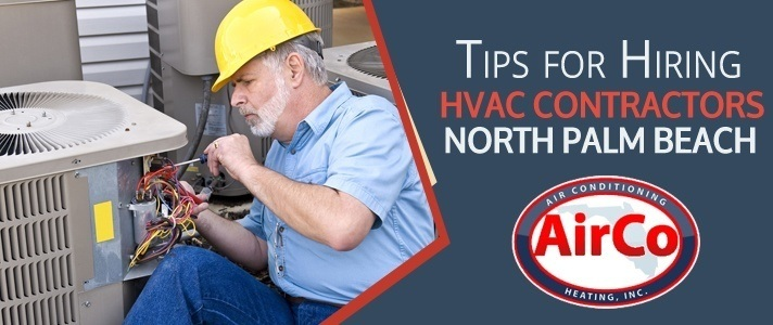 HVAC Contractors North Palm Beach - 561-694-1566